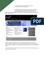 Instalacion de Scilab y Sus Modulos