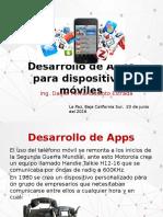 Desarrollo de Apps en Linea