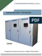 Subestaciones compactas