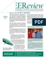 Spring 2007 PEEReview - Public Employees for Environmental Responsibility