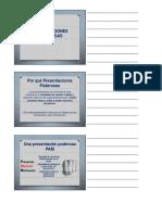 Presentaciones Poderosas Manual