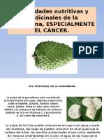 347TEMAS de SALUD 12 Propiedades Nutritivas y Medicinales de La Guanábana
