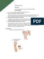 Syarat Dan Aturan Foto Tulang