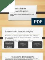 Interacciones Farmacológicas5