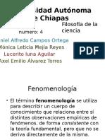 fenomenologia