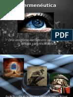 Diapositivas Hermeneutica
