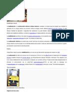 Desfibrilación y Cardioversión Eléctrica y RCP
