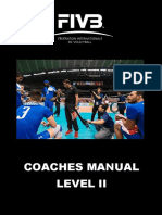 FIVB DEV Coaches Manual Level II