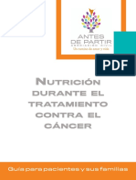 Manual Nutricion Enfermos Cancer