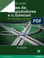 Redes de ComRedes de Computadores e a Internetputadores e a Internet - 6ed - Kurose