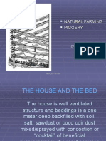 Natural Farming Piggery