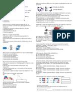 Evaluación de Reacciones químicas