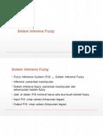 11 Sistem Inferensi Fuzzy 20160113