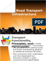 Public Road Transport Infrastructure