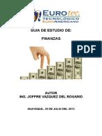 Manual de Finanzas Euro