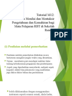 Tutorial M12 Continue (1)