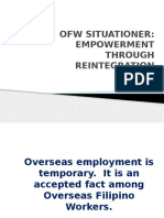 Ofw Situationer