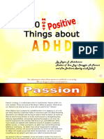 10 Most Positive Things About ADHD eBook PDF