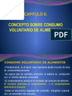 Cap.ii Consumo Voluntario - Condicion Corporal