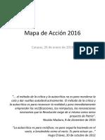 Mapa de Accion 2016