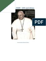 Juan XXIII 200 Anecdotas - Constantino Benito Plaza