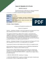 Proyecto de Ley - Sustitúyase el artículo 22 de la Ley de Impuesto a las Ganancias Nº 20.628 - 2053  D 2010