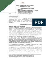 02365-2003 - Mejor Derecho de Propiedad y Restitucion de Inmueble - Confirman F - Suazo Pacheco