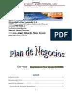 90220958 Plan de Negocios