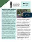 Mar 2009 Mendocino Land Trust Newsletter