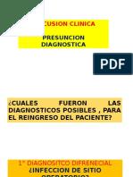 Discusion Clinica Felix