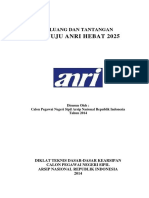 Peluang dan Tantangan Menuju ANRI Hebat 2025 dibuat oleh CASN Arsip Nasional RI 2014