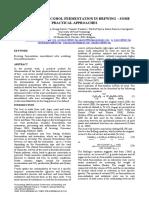 Paper sobre modelo matematico en la producciones de cerveza
