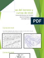 12. Formas Del Terreno y Curvas de Nivel