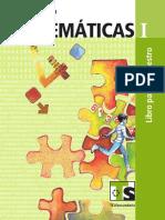 Matematicas SECUNDARIA Primer_grado