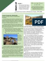 Dec 2006 Mendocino Land Trust Newsletter