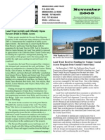 Nov 2005 Mendocino Land Trust Newsletter