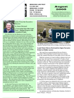 Aug 2005 Mendocino Land Trust Newsletter