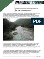 Ecologia Social II
