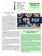 Dec 2004 Mendocino Land Trust Newsletter