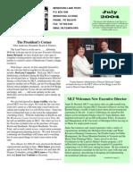 Jul 2004 Mendocino Land Trust Newsletter