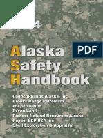 2014 Alaska Safety Handbook