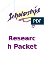 scholarshippacket
