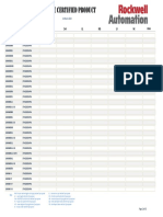 RA Marine Approval List 20140318