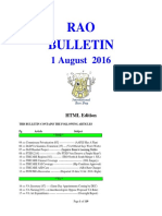 Bulletin 160801 (PDF Edition)