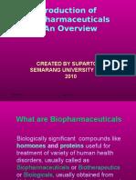 Bio Pharmaceuticals
