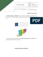 2.- Formato - Acta de Convocatoria CPHS