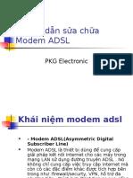Modem ADSL.ppt