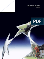 Uefa Champions League 2004-05 Technical Report