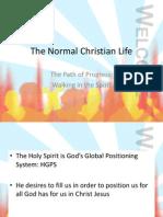 The Normal Christian Life.pptxwalking in Spirit2