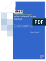 Outbound training specialists